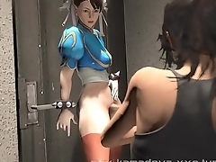 Dicks on Train futa