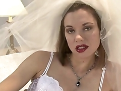 Deserted WEDDING KISS AND DOMINATION