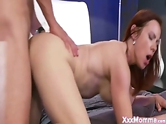 Horn-mad Housewife Desperate For Sex - Bibi Fox