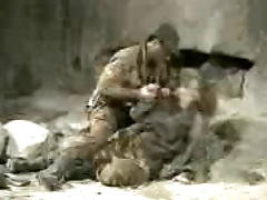 Blonde Forced by army man(anyone cognizant the girl or about the video?)