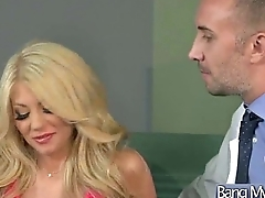Hard Sex In Doctor Office With Horny Patient (kayla kayden) vid-15