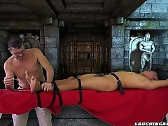 Asian Boy Nathan Tied added to Tickled