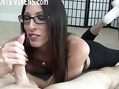 You always get so horny when I do my yoga JOI