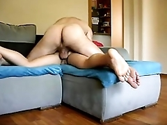 hot couch fuck - more chiefly girlpornvideos.com