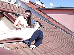 mesmeratrix'_s husband Andrea Dipr&egrave_ make sex with a nice girl in Prague 2016