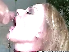 Mother Knows How To Cock Suck