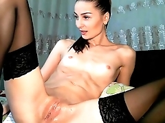 Young small titties put finger secure pussy - girlshotwebcam.com