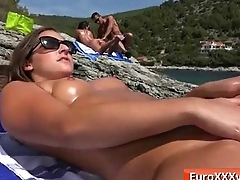 Sexy Teens In Hardcore Euro Sex Party @ www.EuroXXXVids.com 02