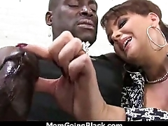 Horny mom loves black monster cock 13