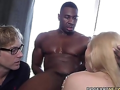 Ryan Riesling takes BBC Fucking - Cuckold Sessions