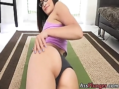 Hard-Anal For The Dangerous Fresh-Meat