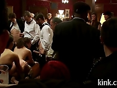 Busted sexy playboy sex