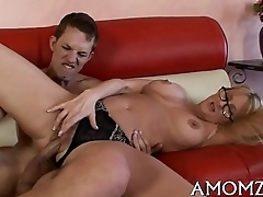 Sweet mature entreats for more sex