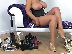 DANICA COLLINS - HIGH HEELS COLLECTION