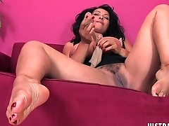 DANICA COLLINS - FOOT Marvel at