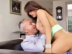 18yo euro amateur sucking oldmans cock