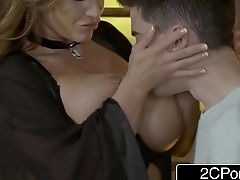 Scoundrel Jordi Fucks Busty Married Eva Notty Behind Her Husband'_s Back