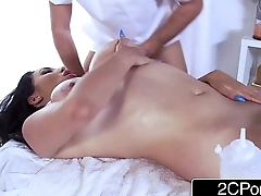 Cock-Hungry Latina MILF Missy Martinez Gets Happy Ending Massage