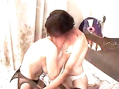 Lesbian with Anal insertions!