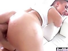 (rachael madori) Naughty Girl With Huge Round Butt Get Anal On Tape mov-27