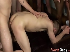 Gay Amateur Gets Extreme Fucked