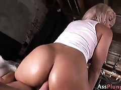Amateur AnalSex With Enticing Ex-Girlfriend