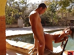 HOT Fuck in the Pool