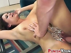 Cheating Girlfriend Gets Dominated - Blair Summers